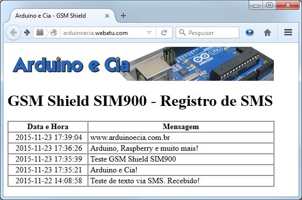 Tutorial: como acessar a internet com o Arduino GSM Shield