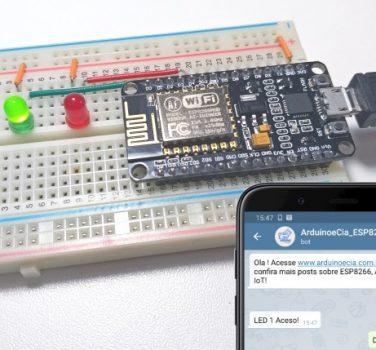 Módulo Leitor RFID RDM6300 com Arduino | Arduino e Cia